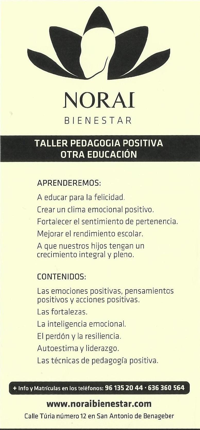 pedagogia positiva