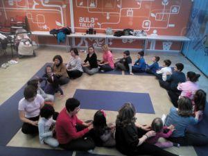 yoga en familia 2