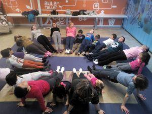 yoga en familia 3
